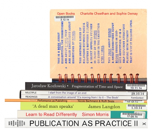x Publication as Practice