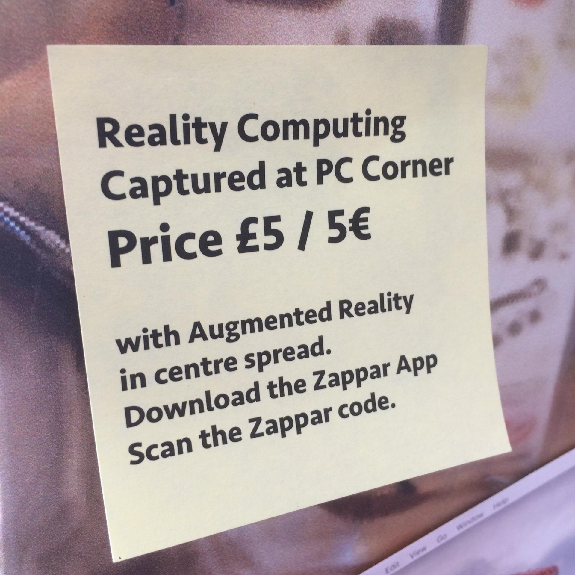 x Reality Computing